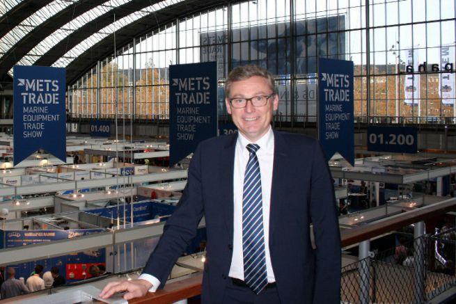 Gildas Le Masson, directeur général de Nautitech