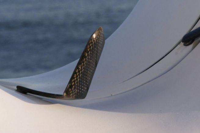 Pale d'un prototype de propulseur Hy-Generation