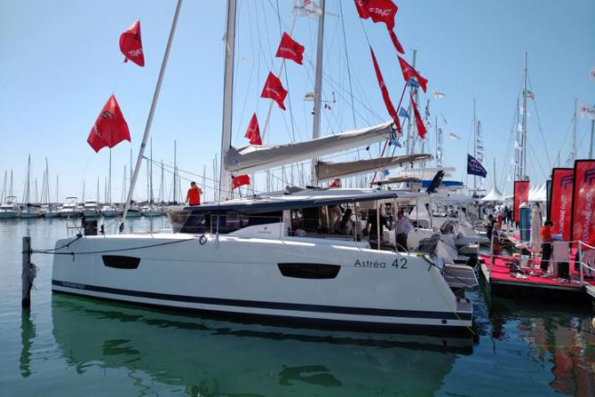 Astrea 42 de Fountaine-Pajot