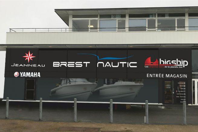 Un nouveau magasin BigShip à Brest
