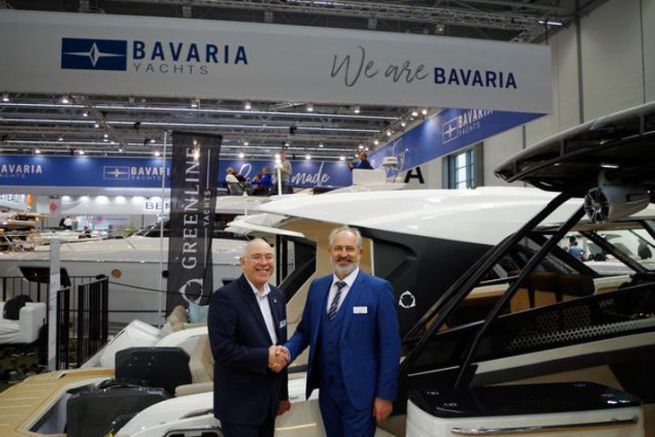 Bavaria Yachts reprend les bateaux hors-bord Greenline Neo