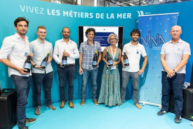 Les lauréats des Nina Awards Grand Ouest 2019 à la Mer XXL