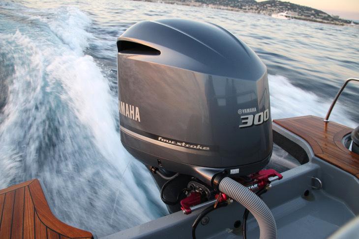 Moteur hors-bord Yamaha
