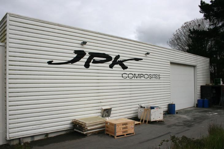 JPK Composites étend ses bâtiments