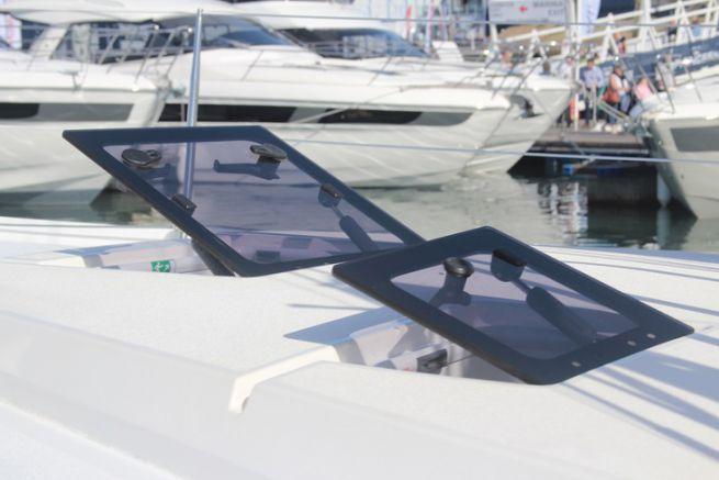 L'équipementier nautique Lewmar rejoint Lippert Components