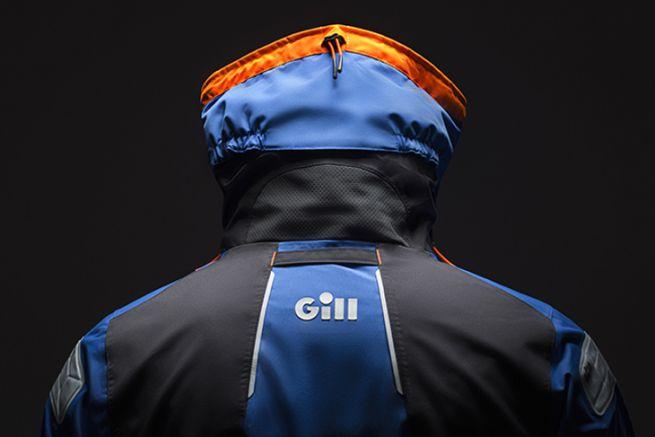 Gill investit dans sa marque de vêtements de mer