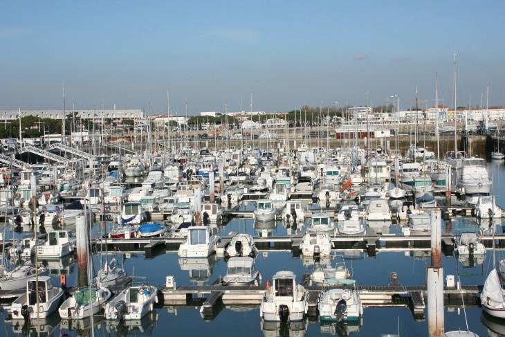 Port de plaisance de Royan