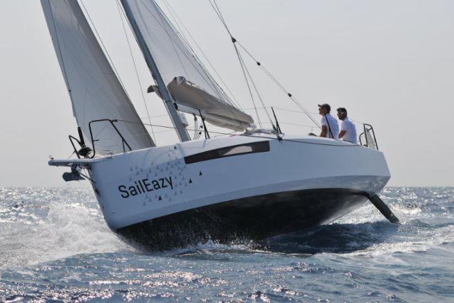 SailEazy s'installe à La Rochelle