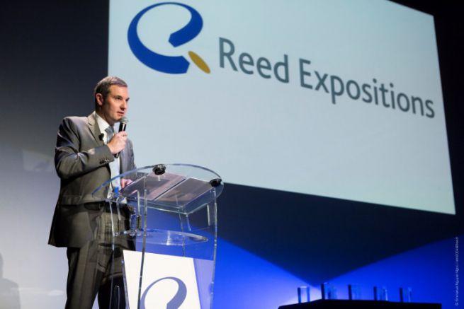 Michel Filzi, président de Reed Expo