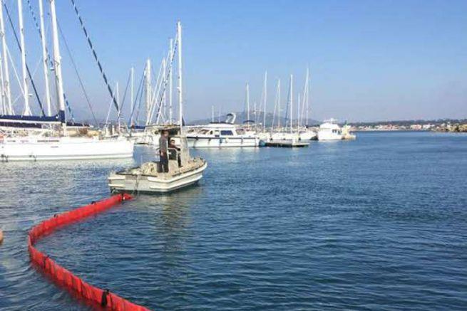 Ports Propres forme à l'usage des moyens de lutte contre la pollution