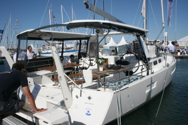Dream Yacht Charter va faire l'acquisition d'une trentaine de Sun Loft 47 de chez Jeanneau