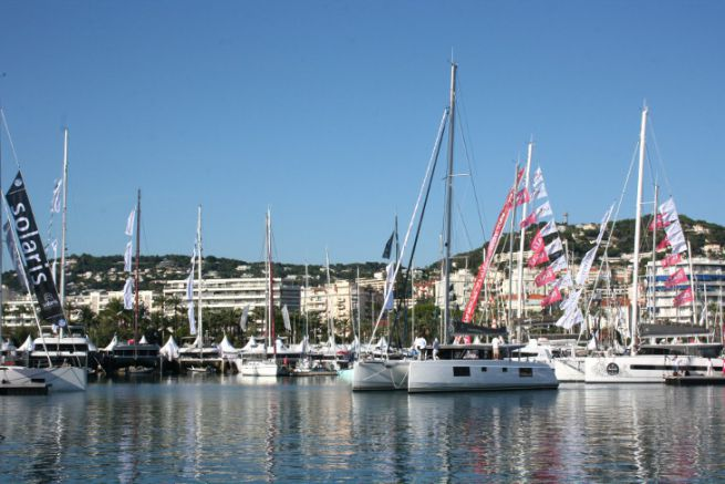 Edition 2019 du Cannes Yachting Festival