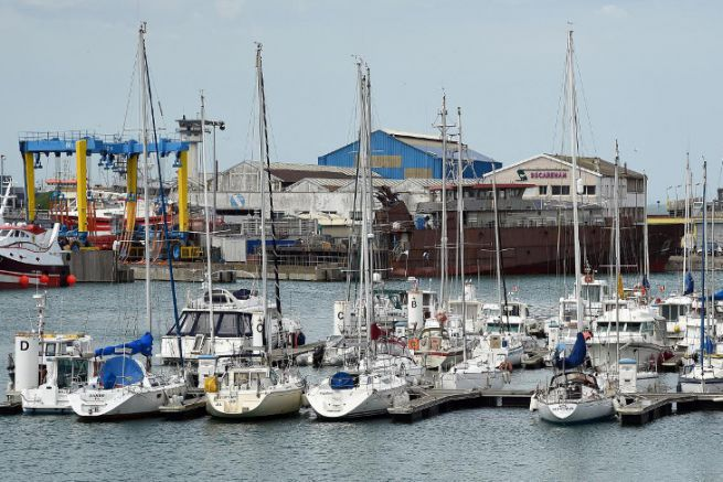 Port de plaisance de Boulogne-sur-Mer