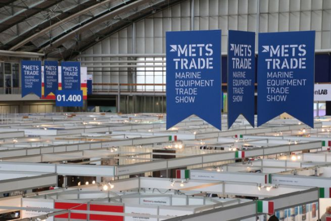 Salon du METS Trade à Amsterdam