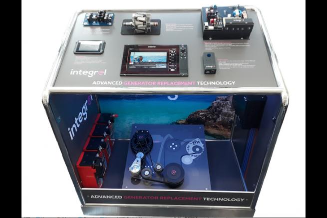 Integrel, le système de gestion d'énergie de Triskel Marine lauréat du DAME Design Award 2018