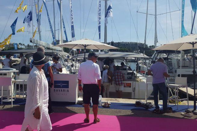 Une présence discrète au salon de Cannes pour Bavaria Yachts
