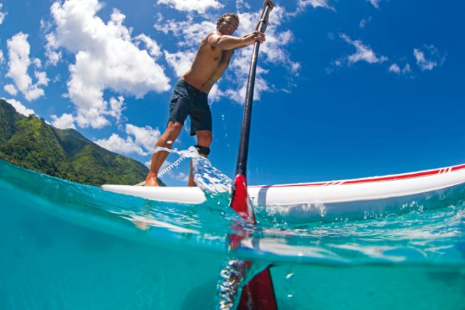 Stand-up Paddle de marque BIC Sport