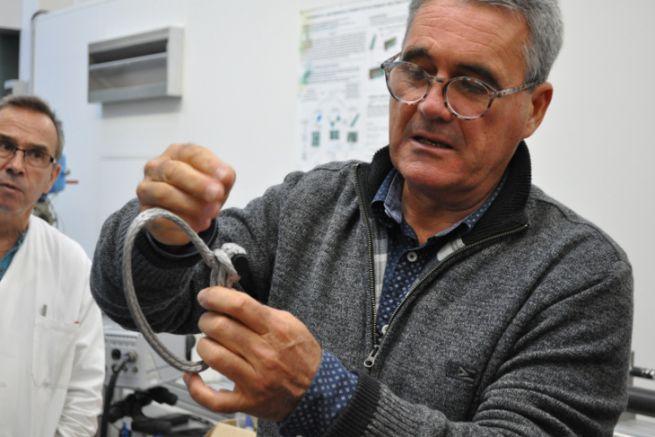 Yves Laurant explique le montage des produits Nodus Factory