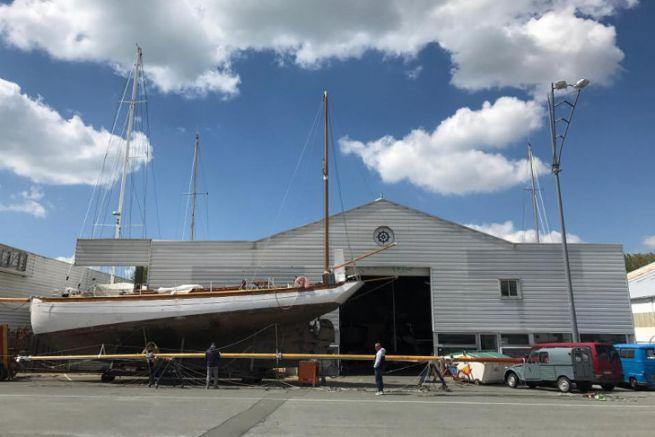 Le chantier naval Despierres va déménager