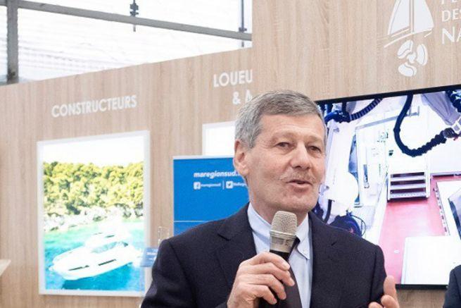 Yves Lyon-Caen est réélu pour un 3ème mandat à la tête de la Fédération des Industries Nautiques