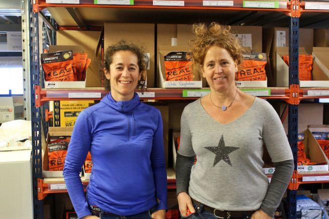 Clara (commerciale) et Ariane, la fondatrice de Lyophilise&Co