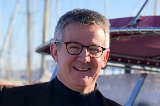 Eric Delas, président de Beacher