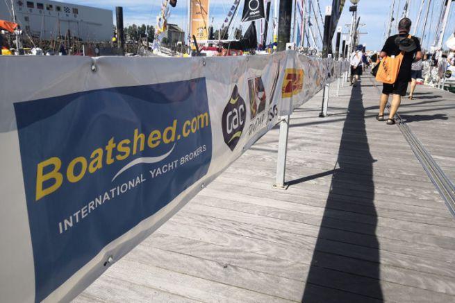 Le courtier de bateaux Boatshed s'implique sur le marché français en sponsorisant la Golden Globe Race