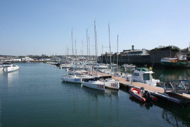 Port de plaisance de Concarneau