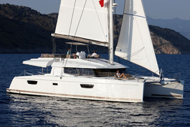 Ipanema 58 de Fountaine Pajot