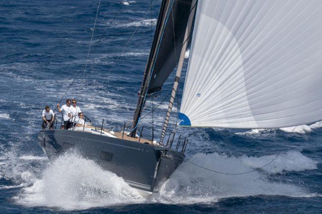 Le nouveau First Yacht 53 a marqué la rentrée nautique du groupe Bénéteau