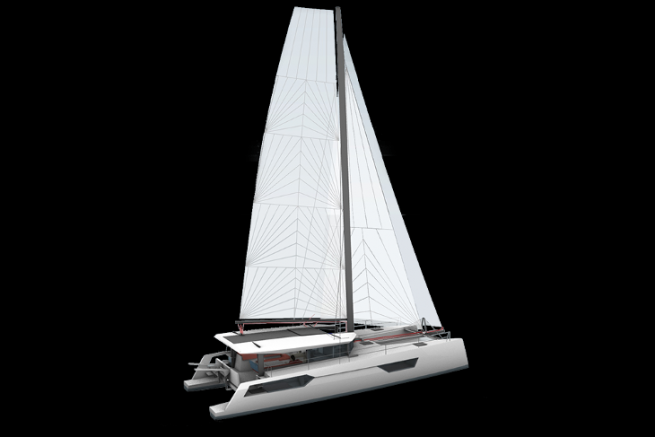 Futur catamaran Windelo 50