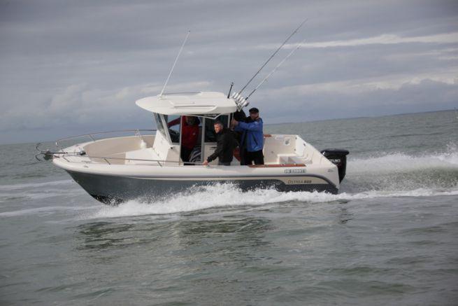Pêche promenade Abaco d'Ocqueteau
