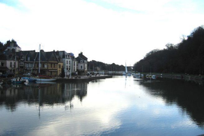 Port de Saint-Goustan Auray