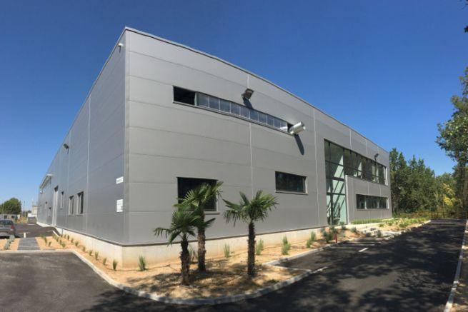 Nouvelle usine Resoltech à Rousset