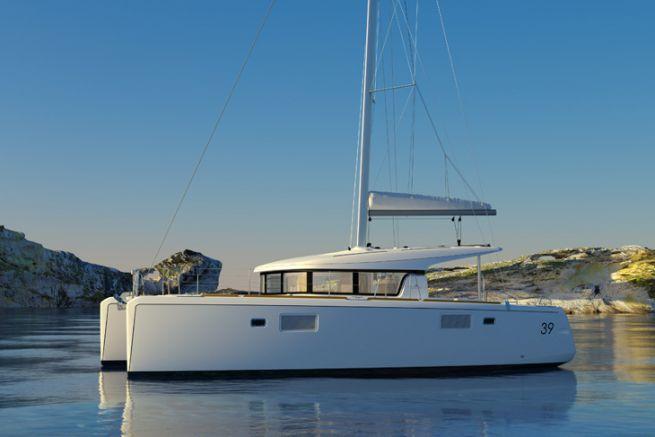 Catamaran Lagoon 39 du groupe Bénéteau