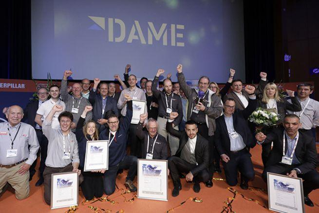 Les vainqueurs 2018 des DAME Awards