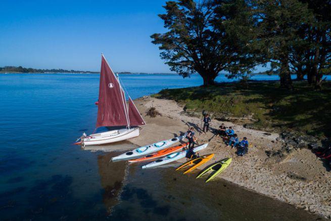 Gamme de voiliers et kayaks Plasmor