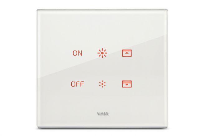Interrupteur Eikon Tactil de Vimar