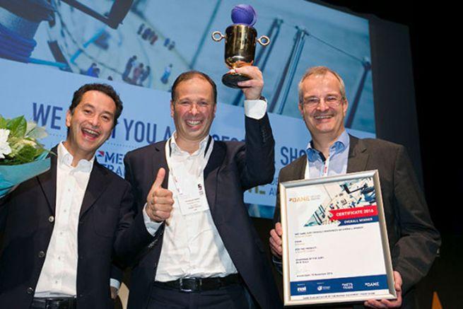 Les lauréats du DAME Award 2016