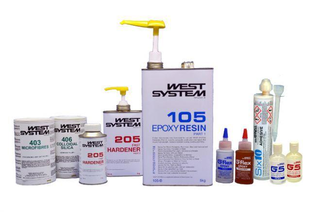 Produits et résines West System
