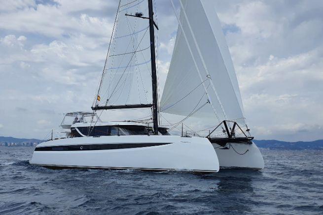 L'Ocean Class 50 de HH Catamarans