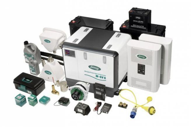 Equipements électriques WhisperPower