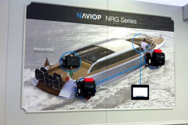 Naviop rejoint le groupe d'électronique marine Navico