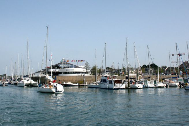 Port du Crouesty, en Bretagne