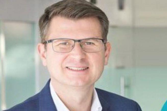 Arnaud Gourret, directeur de la Filière Mer Bretagne du Crédit Agricole