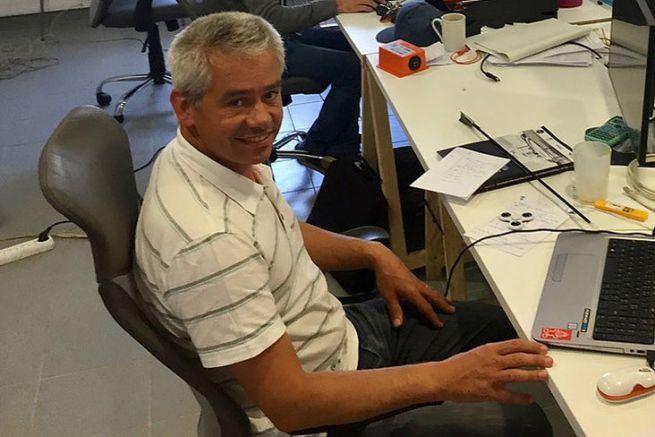 Richard Forest, co-créateur de Seair