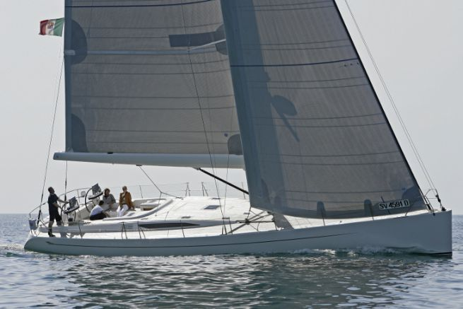 Baltic 56 Whisper de Baltic Yachts