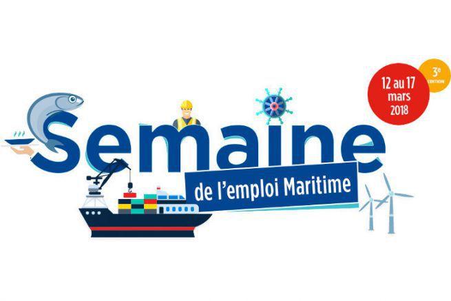 Semaine de l'emploi maritime 2018
