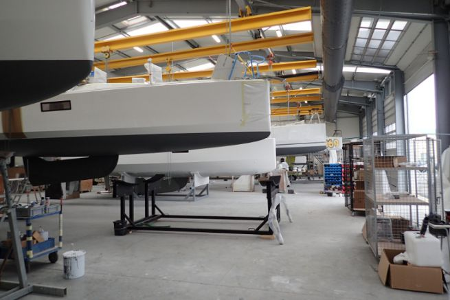 Le chantier naval Pogo Structures ouvrira ses portes lors de la Semaine de l'Emploi Maritime 2019