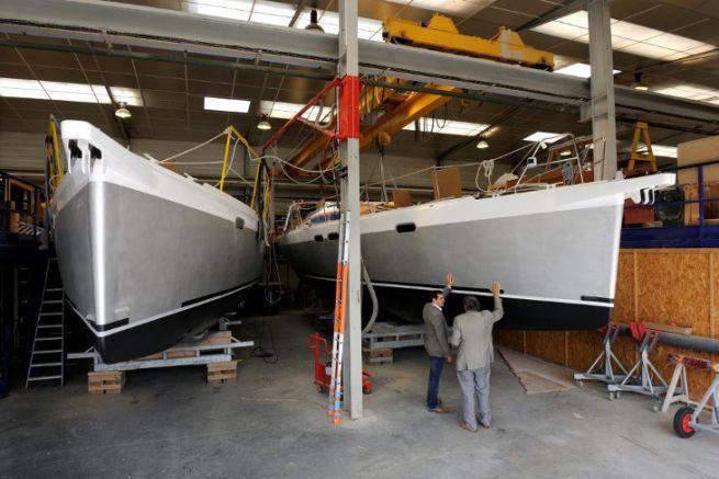 Chantier Allures Yachting